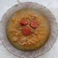kapustova polievka