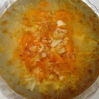 Chutná kelová polievka