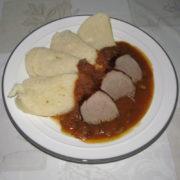 Jedlá z mäsa