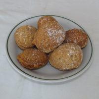 vianočné orechy s karamelovou náplňou