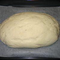 Vykysnuté cesto na chlieb